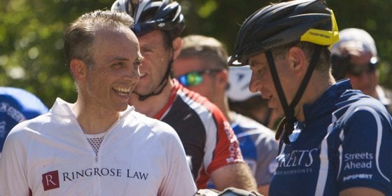 John Knight - Head of Cycling Claims at Ringrose Law