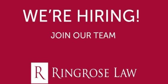 Recruitment at Ringrose Law