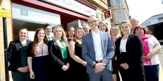 Ringrose Law Personal Injury Team