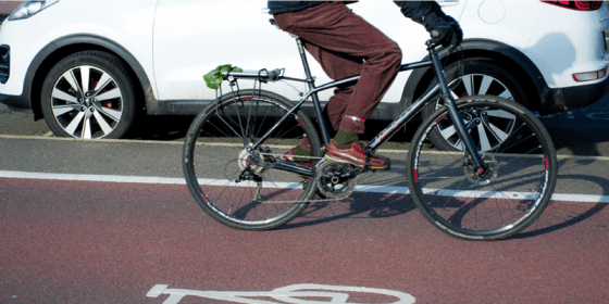 cycling law