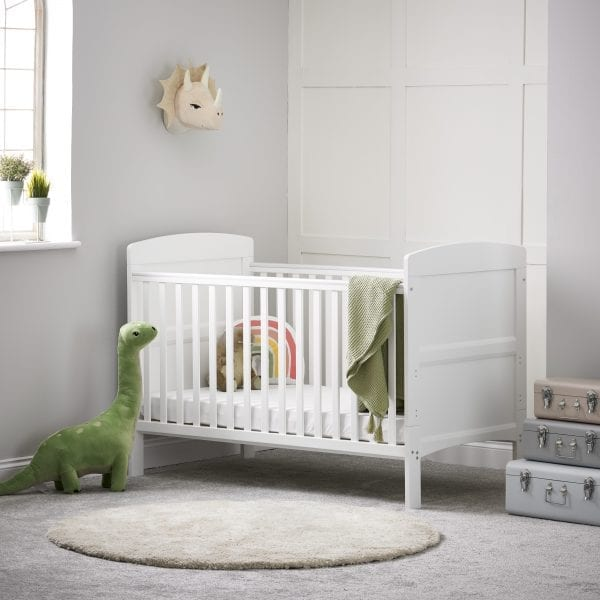 Grace Cot Bed White