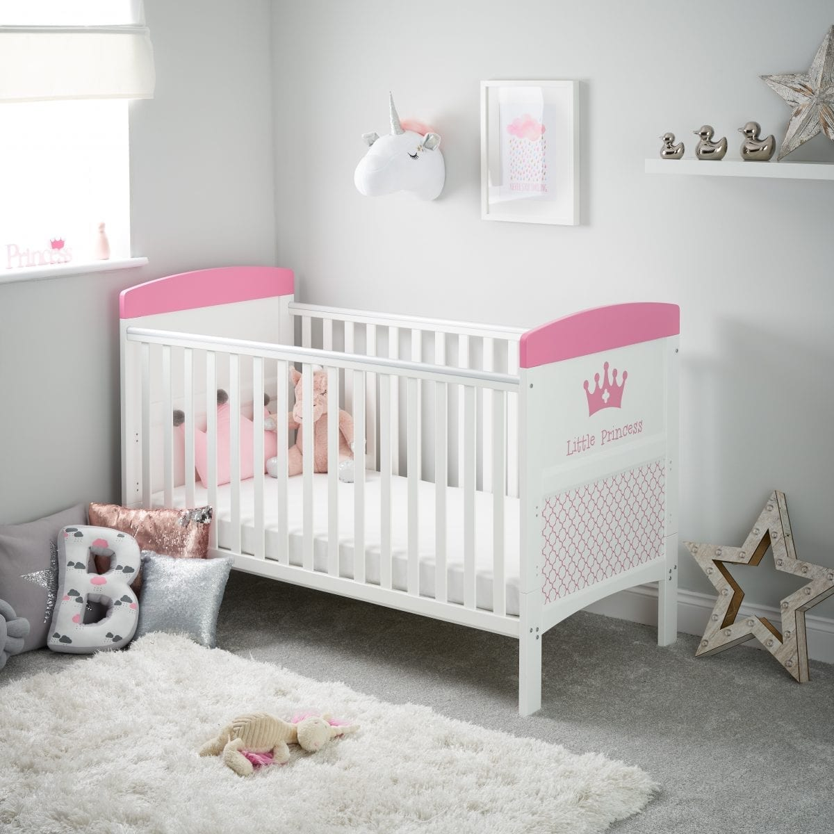Grace Inspire Cot Bed Little Princess