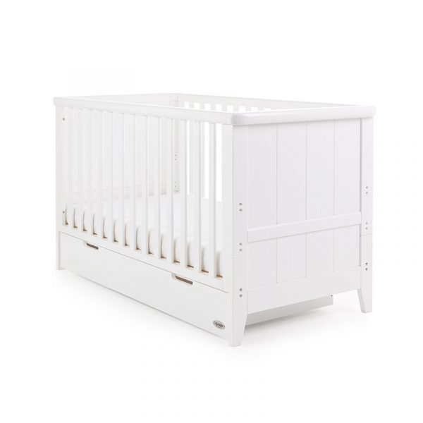 Belton Cot Bed - White