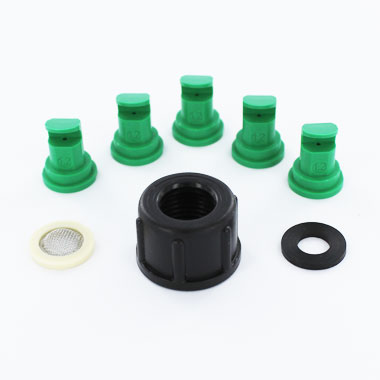 Cooper Pegler Anvil Nozzle Pack AN 1.2 Green - 571002
