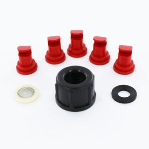 Cooper Pegler Anvil Nozzle Pack AN 2.4 Red - 571004