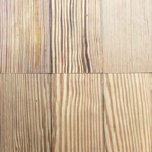 pitch pine fitting clean