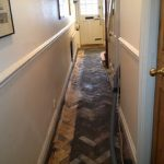 Reclaimed parquet – getting past the builders